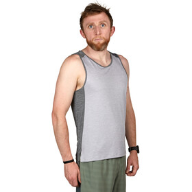Ultimate Direction Cirrus Singlet Men, heather gray